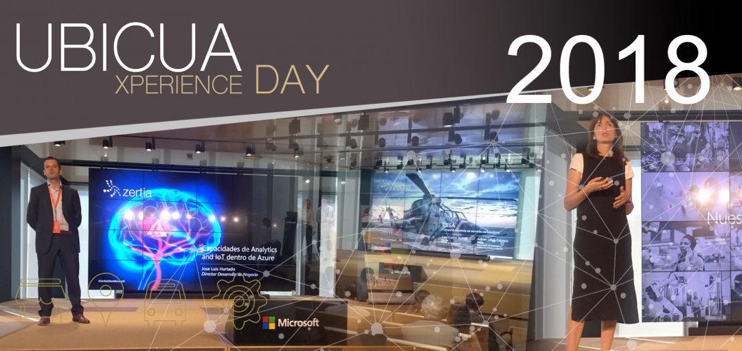 UBICUA XPERIENCE DAY: ¡Un éxito!